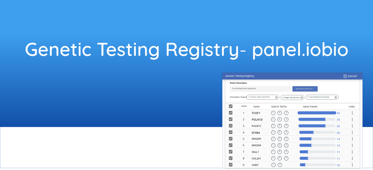 How To Use Genetic Testing Registry